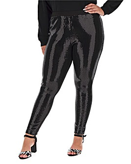 Sequin Leggings Regular