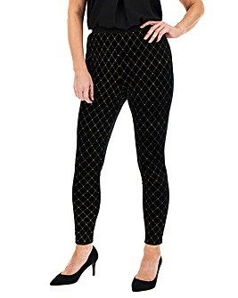 Sparkle Diamond Leggings Regular