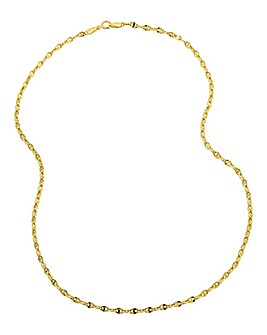 9 Carat 24 inch Gold Fancy Chain