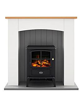 Dimplex Oakmead Fire Suite