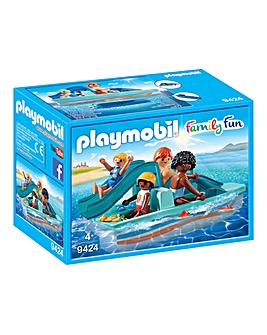 Playmobil 9424 Floating Paddle Boat