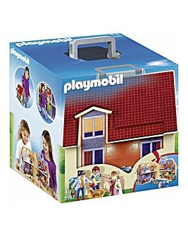 Playmobil 5167 Take Along Dollhouse