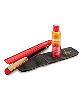 Lee Stafford Oil Shine Straightener Set