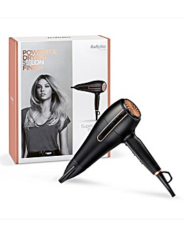 BaByliss 2400 Super Power Pro Hair Dryer