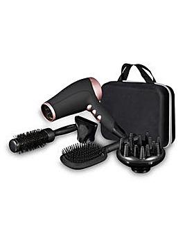 Carmen 2200W Hair Dryer Gift Set