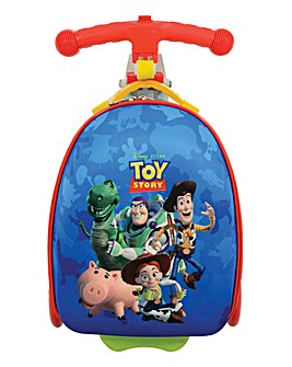 Toy Story 3 in 1 Scootin Suitcase