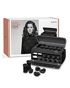 BaByliss 3133BQU Boutique Salon Ceramic Heated Rollers