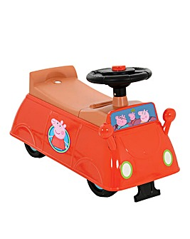 Peppa Pig Car Ride On