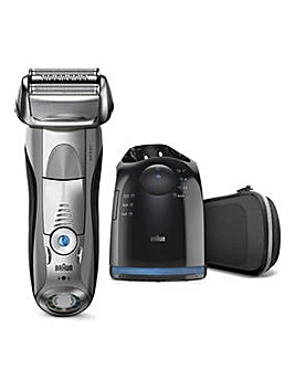 Braun Series 7898 Pulsonic Shaver with Clean & Renew System