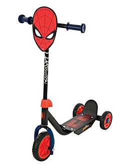 Spider-Man Deluxe Tri Scooter