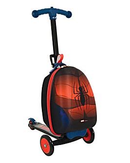 Marvel Spider-Man 3 in 1 Scootin Suitcase