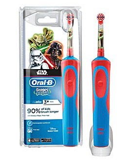 Oral B Stages Kids Star Wars Electric Toothbrush