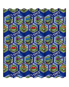 Teenage Mutant Ninja Turtles Curtains