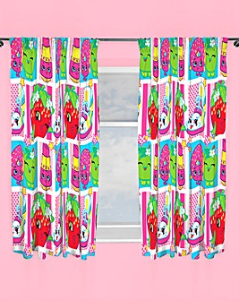 Shopkins Shopaholic Curtains