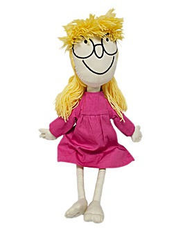 Roald Dahl Sophie Doll Cushion