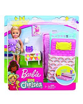 Barbie Chelsea Bedtime