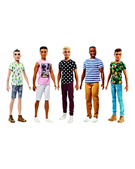 Barbie Fashionista Boy Doll Assorted