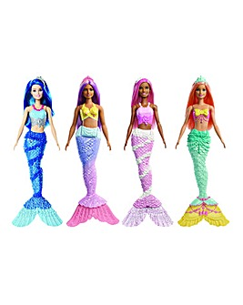 Barbie Dreamtopia Mermaid Doll Assorted