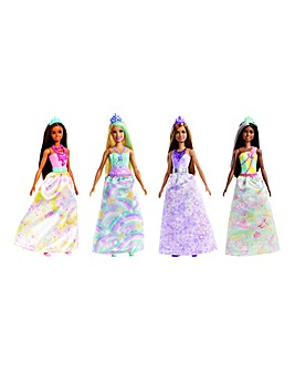 Barbie Dreamtopia Princess Doll Assorted