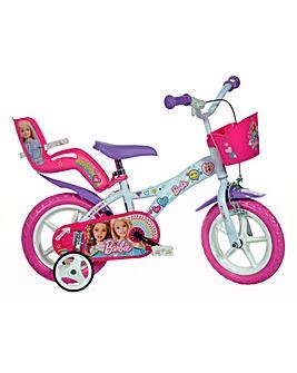 Barbie 12in Bike