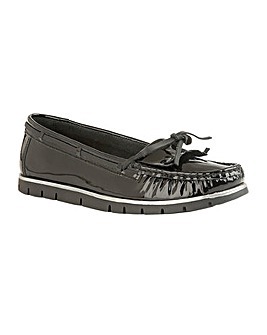 Lotus Vanda Slip-On Boat Shoes