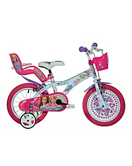 Barbie 14in Bike