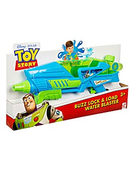 Disney Toy Story Lock Load Water Blaster