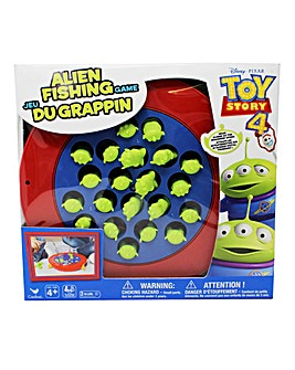 Toy Story 4 Alien Grab Game