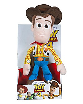Disney Toy Story 4 Woody Action Plush
