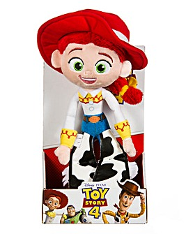 10in Jessie Action Plush