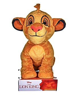 10in Simba Young Plush