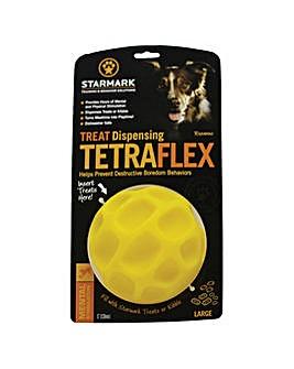 Starmark Treat Dispensing Tetraflex Lge