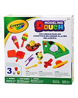 Crayola Modelling Dough Ice Cream Parlor