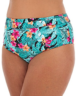 Mix and Match High Waist Bikini Bottoms