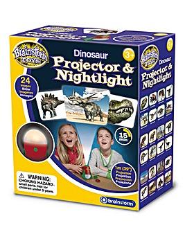 Dinosaur Projector & Night Light