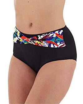 MAGISCULPT Twist High Waist Bikini Brief