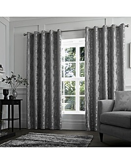 Curtina Romolo Eyelet Curtains