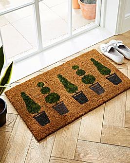 My Mat Topiary Doormat