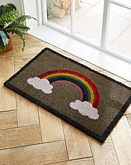 My Mat Rainbow Doormat