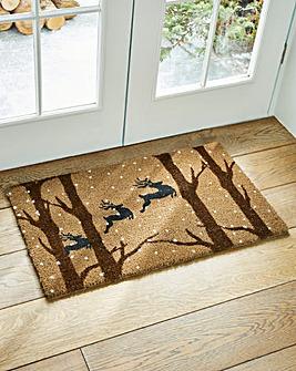 My Mat Reindeer Doormat
