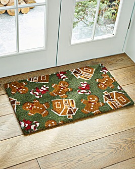 My Mat Gingerbread Doormat