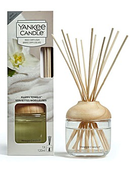 Yankee Candle Reeds Diffuser Fluffy Towels