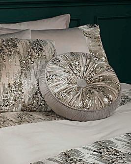Amanda Holden Confetti Round Cushion