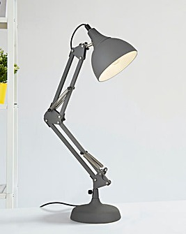 Grey Hobby Desk Lamp