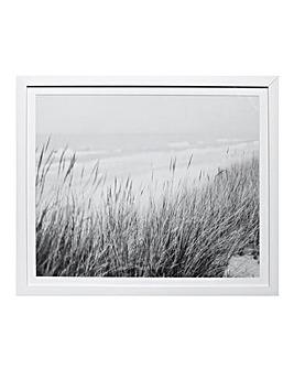 Coastal Haze Framed Print