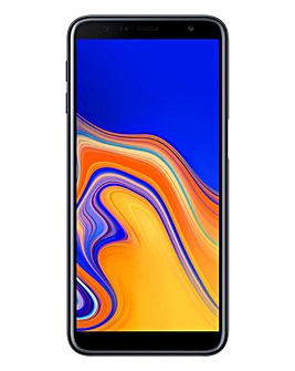 Samsung Galaxy J6+ Black 32GB