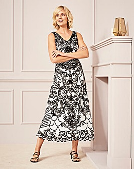 Nightingales Occasion Cornelli Dress