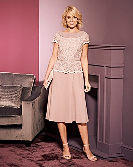 Nightingales Occasion Lace Dress 18bb81d00