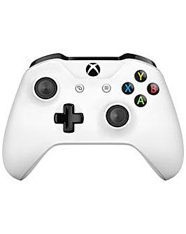 Xbox One Crete White Wireless Controller