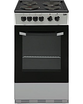 Electric Cooker With Sealed Plate Hob